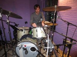 Drummer Brian Wolfe